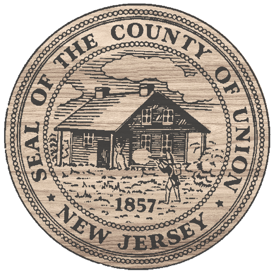 Seal of the County of Union, New Jersey